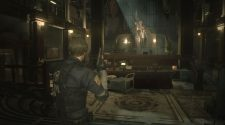 Cena do jogo resident Evil 2, da Capcom