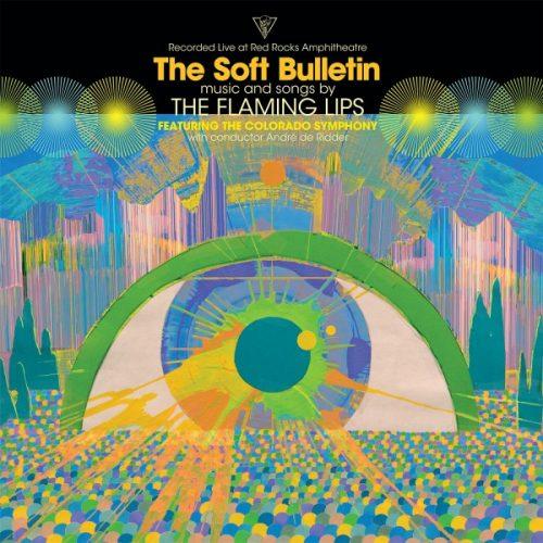 Capa do álbum Soft Bulletin Live, da banda The Flaming Lips