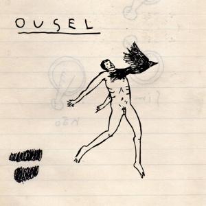 Capa do álbum de estreia da banda goiana Ousel