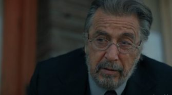 Al Pacino em cena de Hunters, série da Amazon Prime