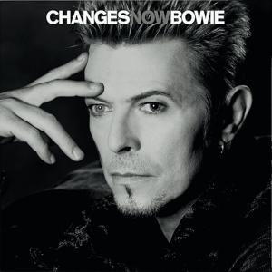 Capa da compilação ChengesNowBowie, de David Bowie