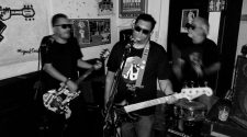 Foto da banda Os Reids para noticia do álbum Deliciosamente Cru