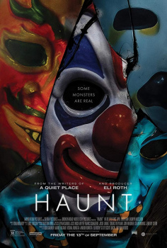 Cartaz do filme Haunt (2019)