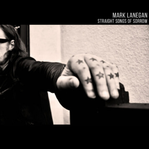Capa do álbum Straight Songs Of Sorrow, de Mark Lanegan