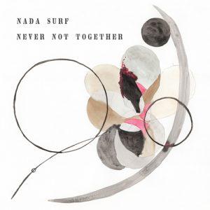 Capa do álbum Never Not Together, da Nada Surf