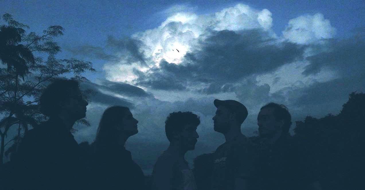 Foto da banda goiana Oudel
