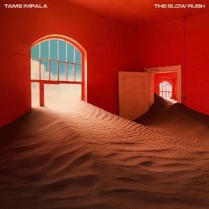 Foto do álbum The Slow Rush, do Tame Impala
