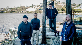 Foto da banda The Twilight Sad para notícia de Rats e Public Housing