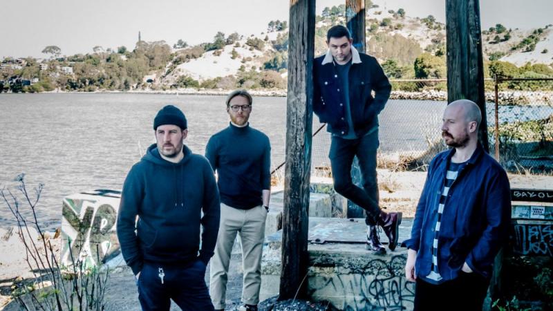 Foto da banda The Twilight Sad para notícia de Rats e Public Housing
