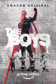 Cartaz da série The Boys