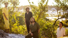 """Foto da banda Astralplane para notícia do single """"Passos"""""""
