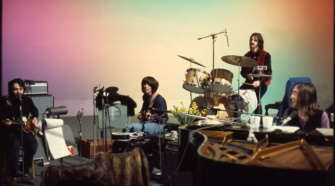 Foto dos Beatles para noticia do documentario Get Back de Peter JAckson