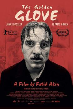 Cartaz do filme The Golden Glove