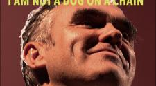 Capa do novo álbum de Morrissey, I Am Not a Dog on a Chain