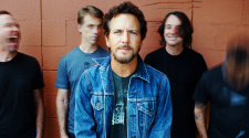 Pearl Jam, foto resenha Gigaton
