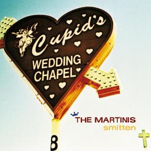 Capa do álbum Smitten da banda The Martinis