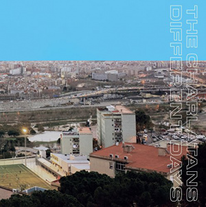 Capa do álbum Different Days, do The Charlatans