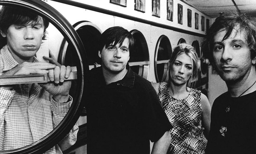 Foto Sonic Youth, 1988
