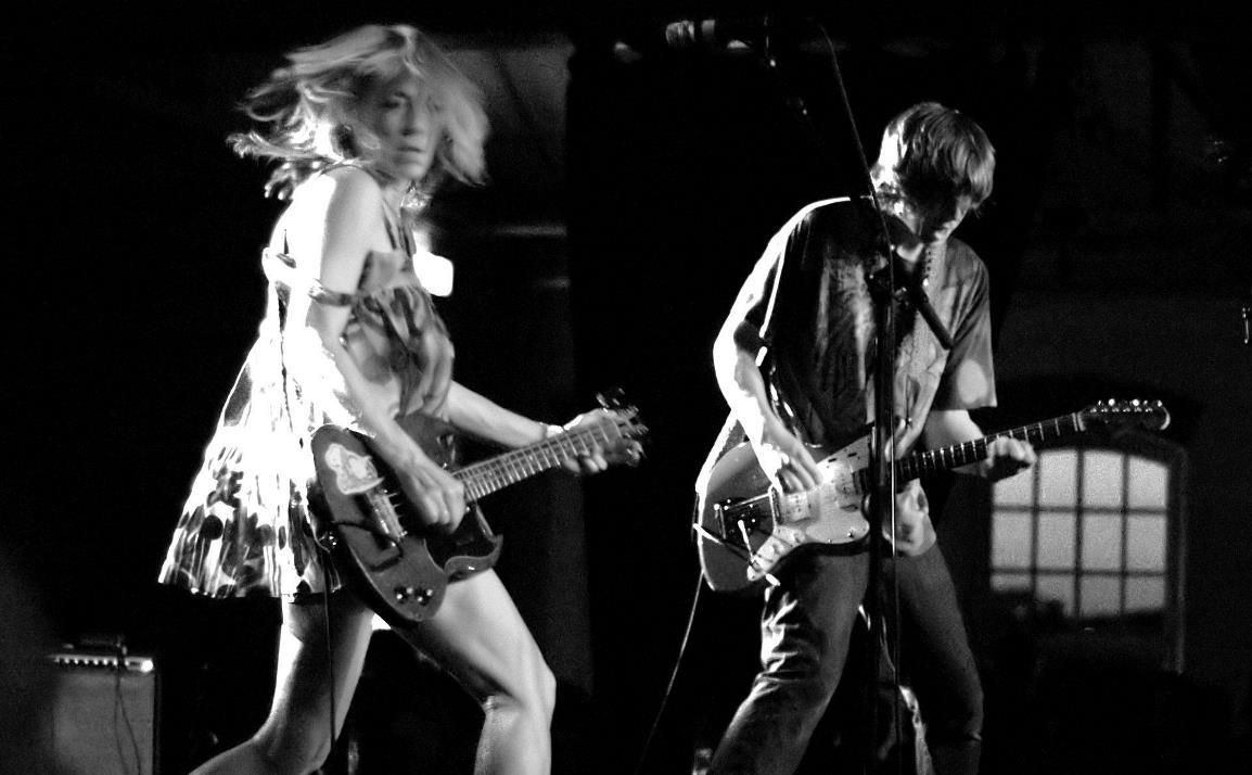 Foto Sonic Youth, ao vivo