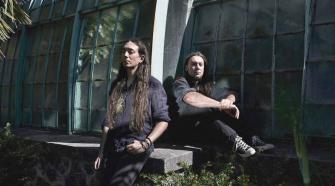 Foto da banda Alcest