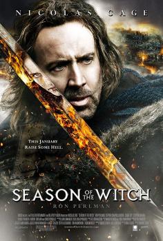 Cartaz do filme Caça às Bruxas
