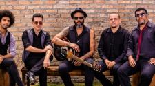 Foto da banda Clube de Patifes