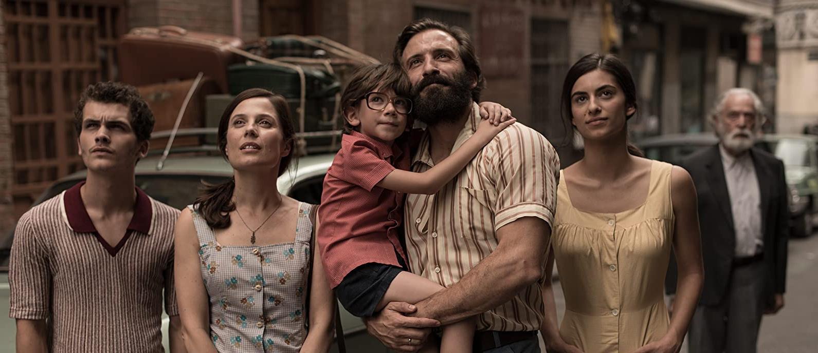Cena do filme Malasaña 32
