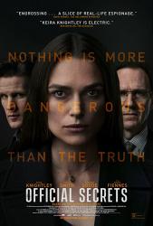 Poster do filme Segredos Oficiais