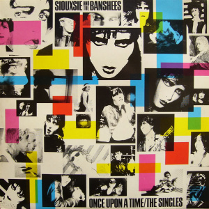 Capa do álbum Once Upon A Time, de Siouxsie and the Banshees