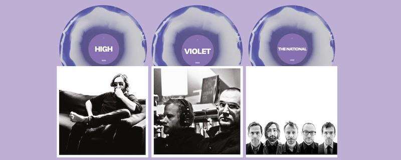 Foto do álbum High Violet, doThe National, versão estendida