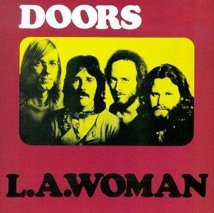 Capa do álbum L.A. Woman, do The Doors