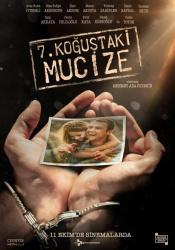 Cartaz do filme Milagre na Cela 7, na Netflix