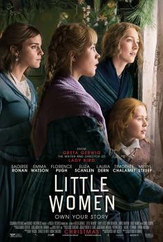 Cartaz do filme Adoráveis Mulheres