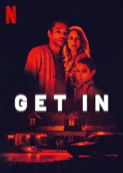 Cena do filme Estranhos em Casa, na Netflix