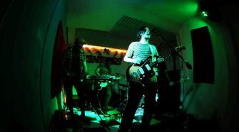 Foto da banda NAX