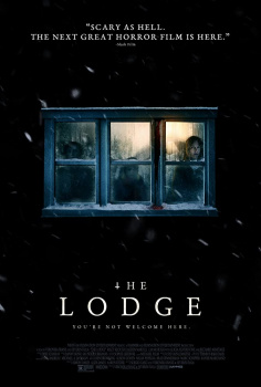 The Lodge, poster do filme