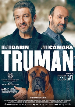 Truman, cartaz do filme