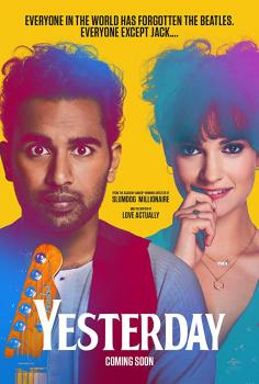 Yesterday, poster do filme