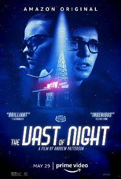 A Vastidão da Noite, poster do filme