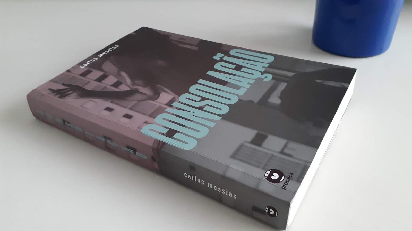 Consolação, foto do livro de Carlos Messias