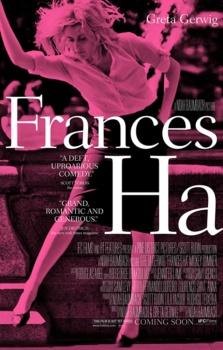 Frances Ha, poster do filme