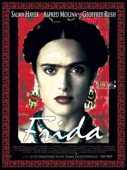 Frida, poster do filme