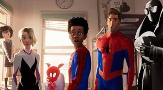 Homem-Aranha no Aranhaverso, imagem do filme
