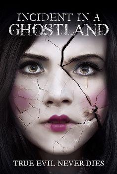 Incidente em Ghostland, poster do filme