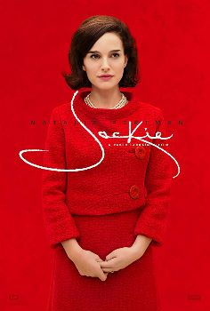 Jackie, poster do filme com Natalie Porter
