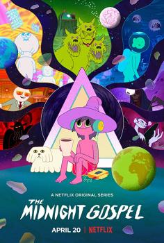 Midnight Gospel, poster da série