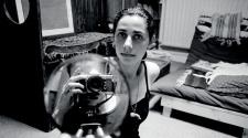 PJ Harvey, foto na notícia de reedição da discografia