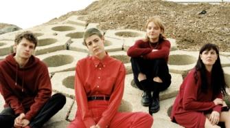 Porridge Radio, foto da banda