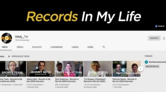 Records in my Life, foto do canal