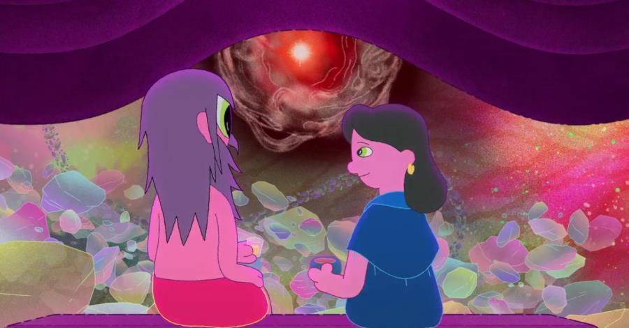 The Midnight Gospel, imagem da série